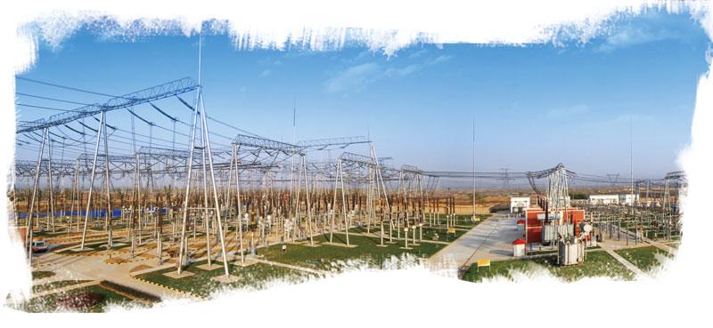 Areva Power Substation in Costa Rica