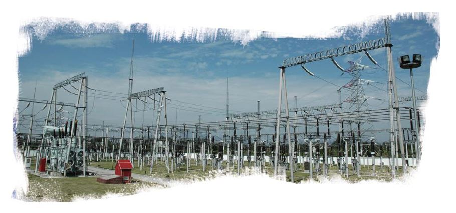 Qixian 220KV IEEE1588 Substation