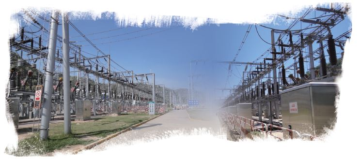 Yan'an 330KV Smart Substation