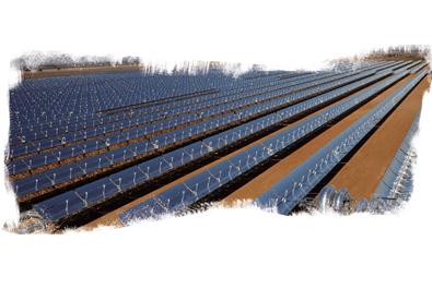 Gansu Jinta Photovoltaic Power Project