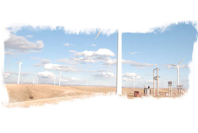Guazhou Wind Power