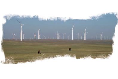 Xinjiang Dabancheng Wind Farm